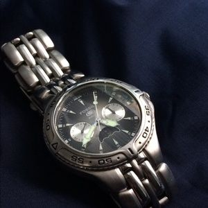 Fossil Blue Mens Watch